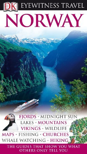 Eyewitness Travel Guide Norway