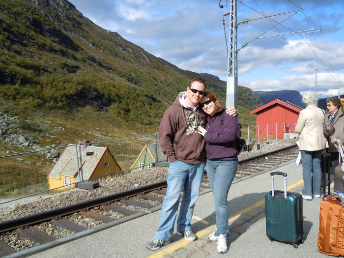 Waiting in Myrdal