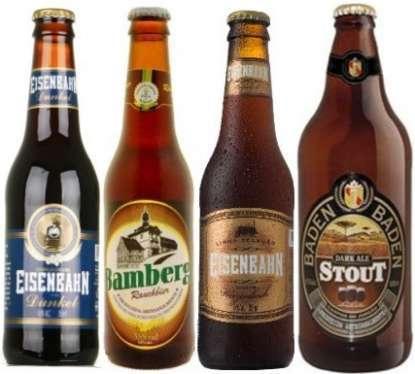 Cervejas Artesanais Brasileiras Premiadas
