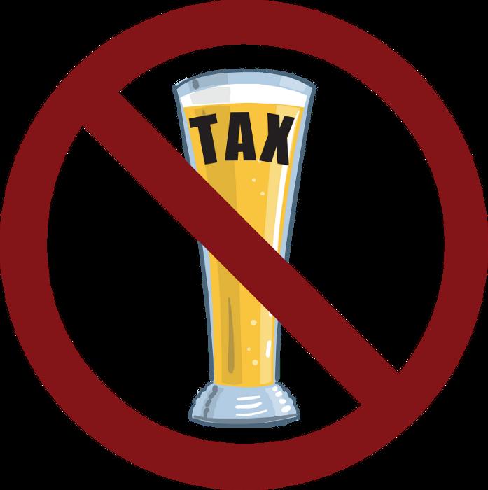 Não aos impostos de micro cervejarias