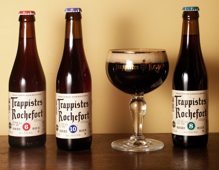 Trappistes Rochefort Beers
