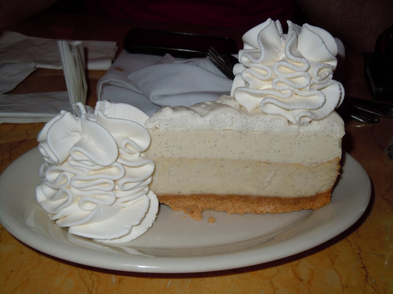 Las Vegas - Cheesecake Factory at Caesars Palace